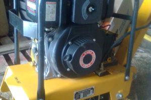 vibratorpadda 120 kg