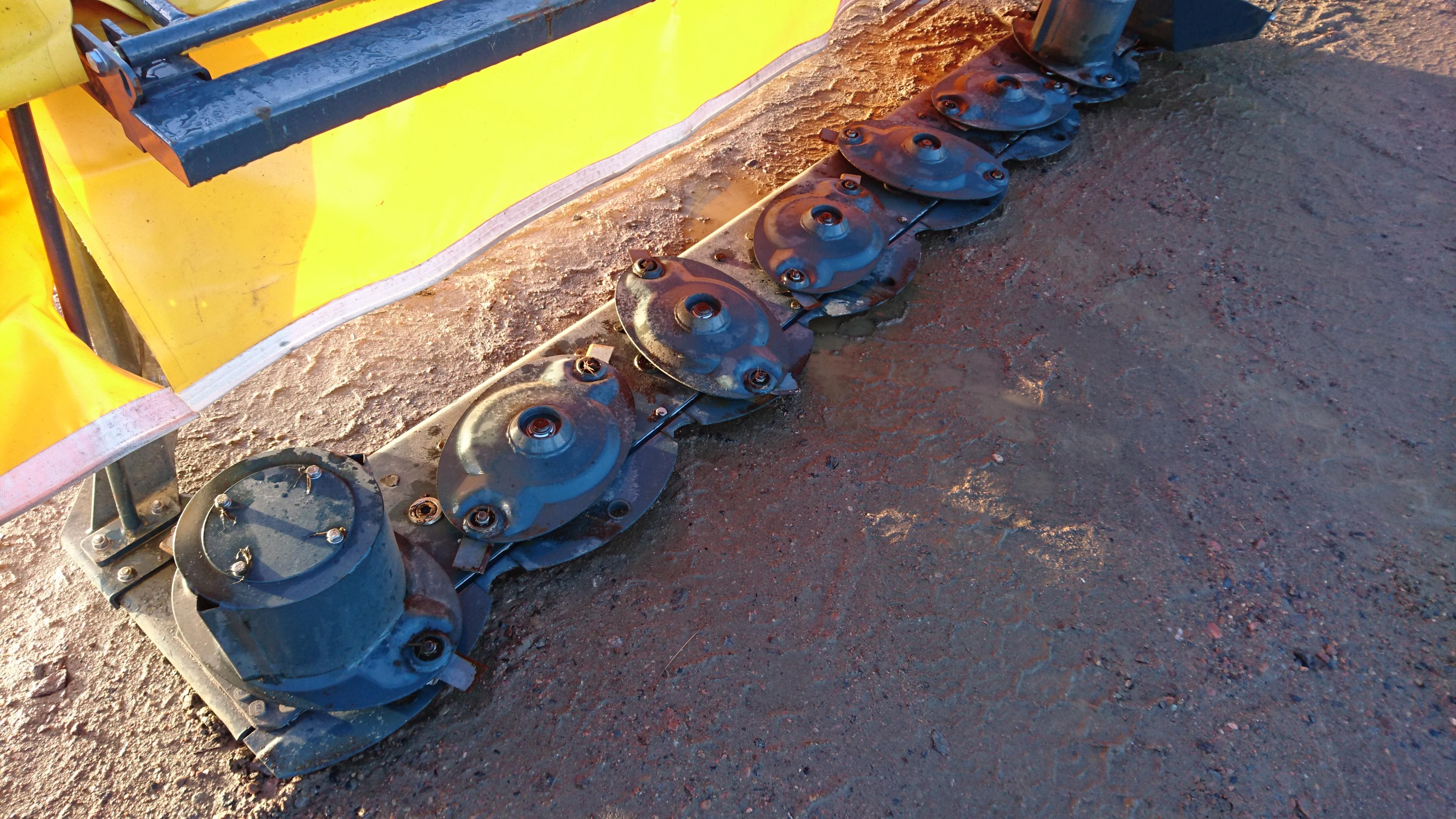 Rotorslåtter kellfri
